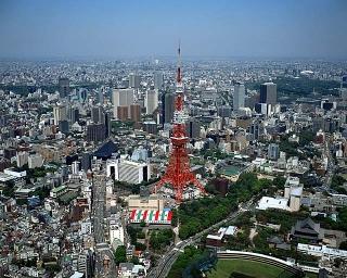 東京のシンボル、東京タワーも望める港区の高層マンション
